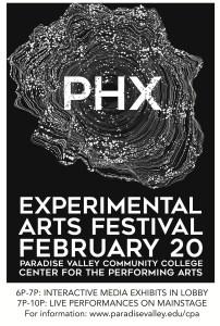 2016 Phoenix Xfest poster