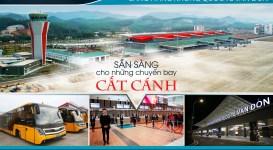 Quảng Ninh: Sân bay Vân Đồn chuẩn bị đón chuyến bay quốc tế đầu tiên