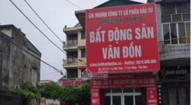 Bán nhà Thị trấn Cái Rồng, Vân Đồn | Bán nhà phố Lý Anh Tông