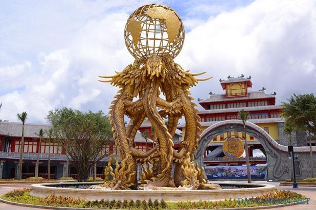 Công viên Rồng Sun Word Hạ Long Quảng Ninh