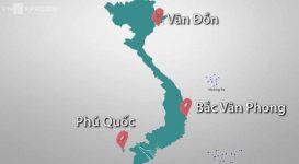 Có gì trong đặc khu Vân Đồn Bắc Vân Phong Phú Quốc