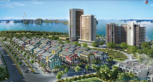 Singapore Shoptel Sonasea Vân Đồn Harbor City