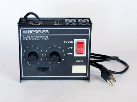 Besler audible / repeating enlarging timer.