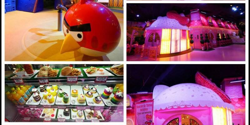 親子國外旅遊【馬新八大主題(三)】環球影城、Kitty樂園、樂高水陸雙樂園5日遊~