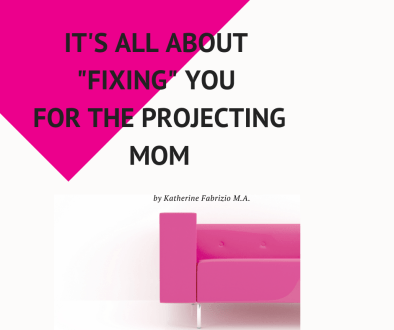projecting mom