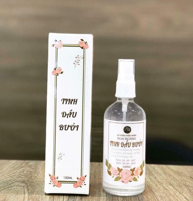 Sử dụng tinh dầu bưởi Nga Hoàng để kích thích tóc mọc nhanh
