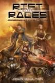 Rift in the Races - TGM Series Book 2 (Cover art by Cris Ortega) Copyright © 2013 John Daulton