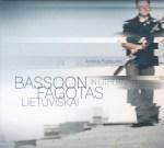 Cover : Andrius Puplauskis Fagotas Lietuviškai Bassoon In Lithuanian