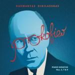 Cover : Prokofiev Piano Sonatas Nos. 2, 7 & 9