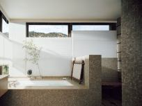 Bath Duette Windows Coverings