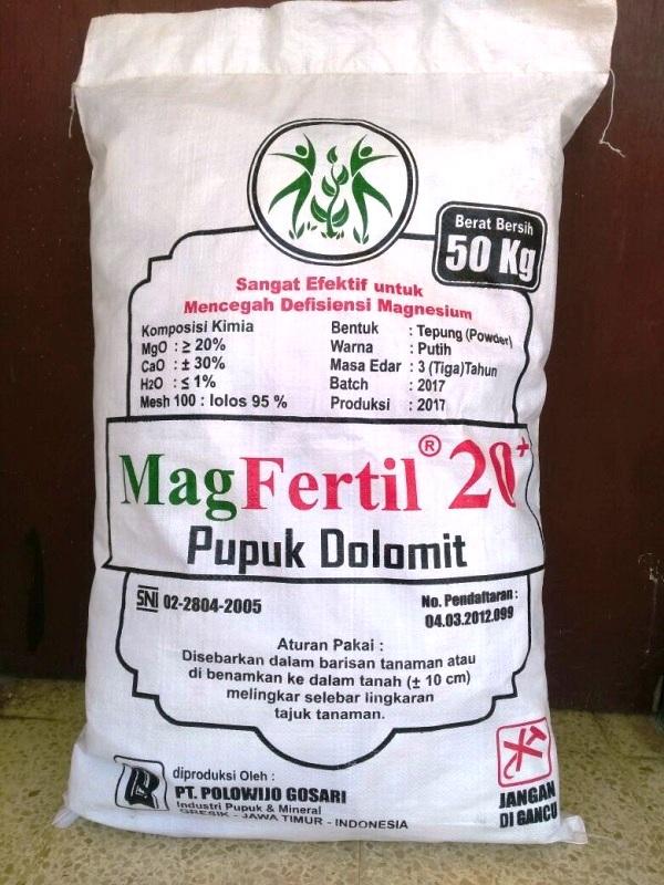 Dolomit Fast Release MagFertil Plus