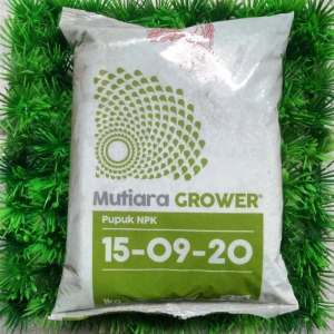 Pupuk NPK Mutiara Grower