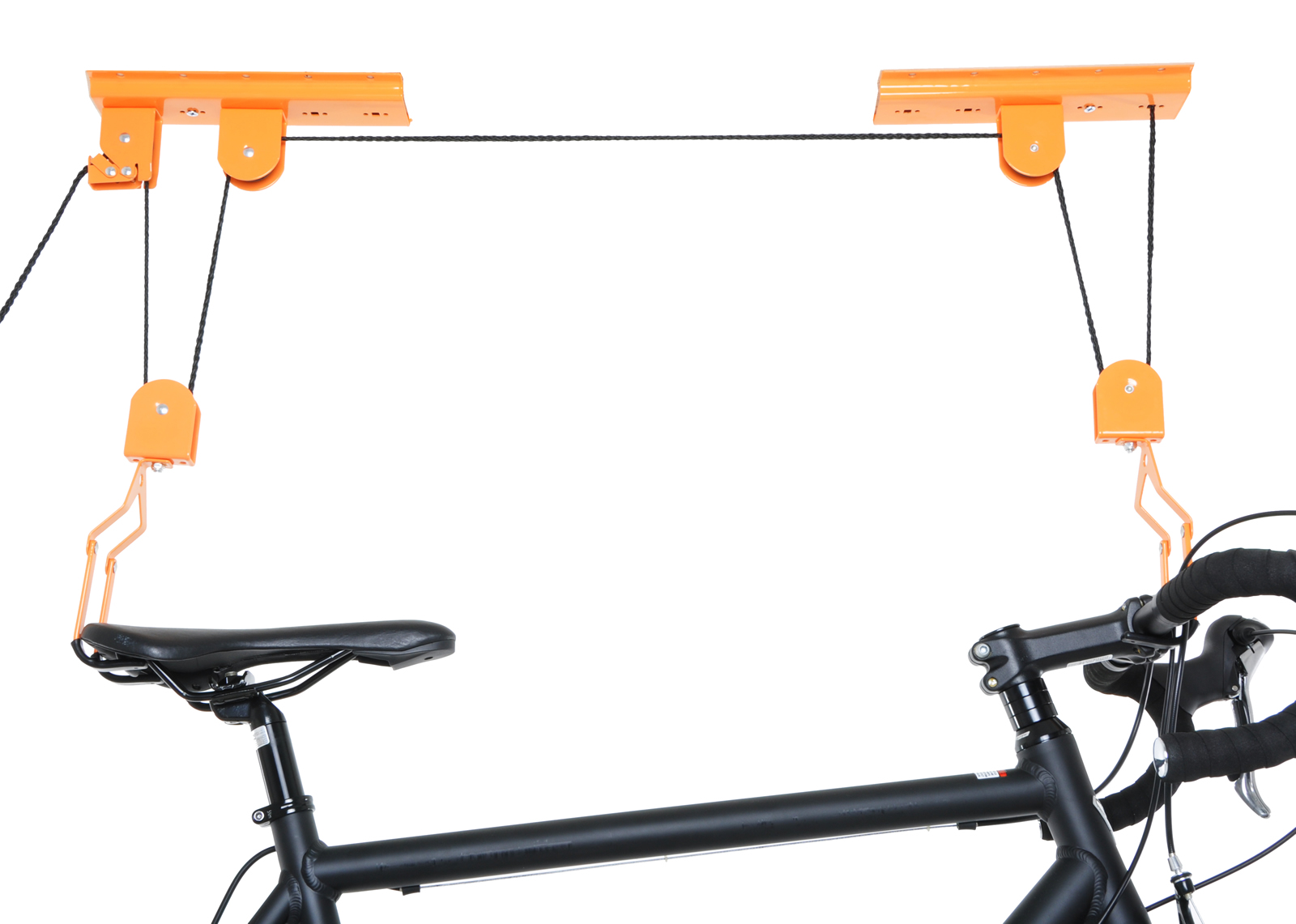 Ceiling Mounted Garage Bike Lift Bicycle Hoist