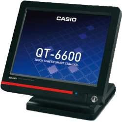 caisse enregistreuse casio qt-6600