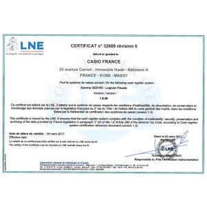 Image-certificat-fiscal-casio-ses100