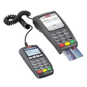 TPE-ict220+Pinpad-ipp310