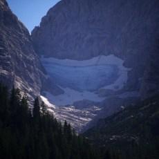 Rückgang der Gletscher