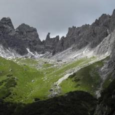 19. – 22.07.2018: Alpines Klettern in den Lechtaler Alpen