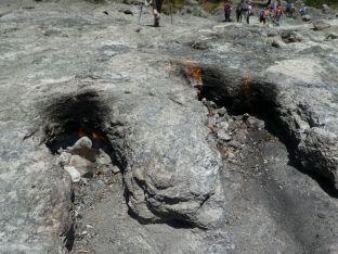 Die Feuer der Chimaira, ein rätselhaftes Phänomen, das schon in der Antike erwähnt wurde