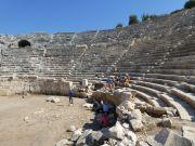 Das Amphitheater von Patara