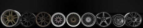 Wheel Collection