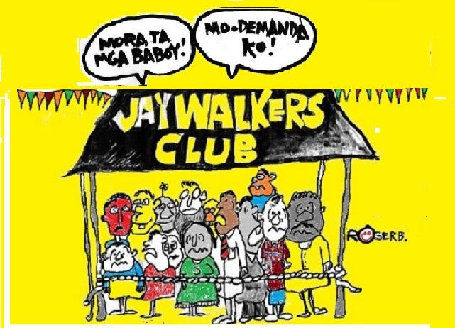 DAVAO CITY ON TIGHT WATCH VS. JAYWALKERS
