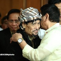 MISUARI VOWS TO HELP DUTERTE FIND LASTING PEACE IN MINDANAO