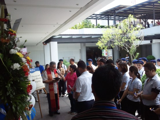 blessing davao event coordinator