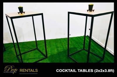 RENTALS - COCKTAIL TABLES