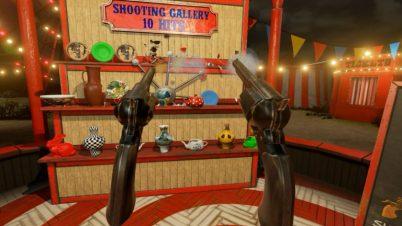 Nvidia VR Experience Carnival 1
