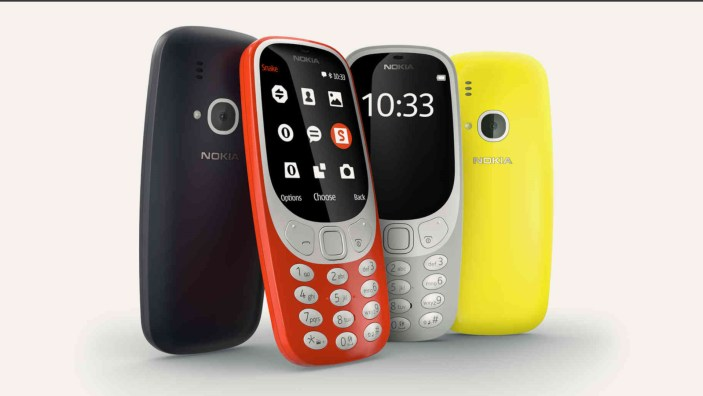 Nokia 3310 Colors