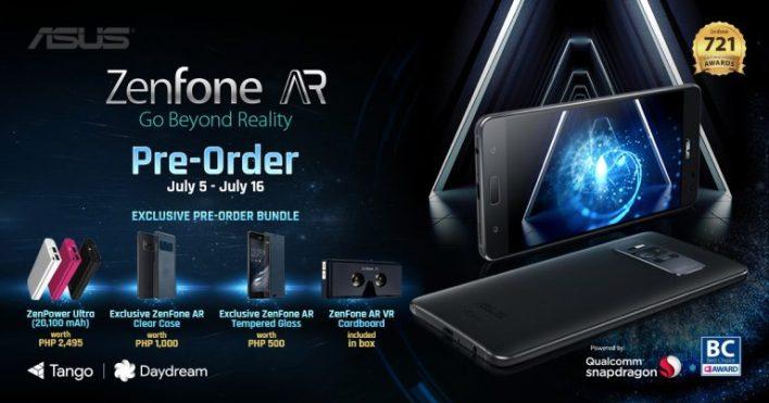 ZenFone AR Pre-Order
