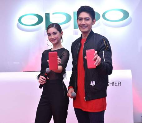 OPPO F3 Red Edition 2