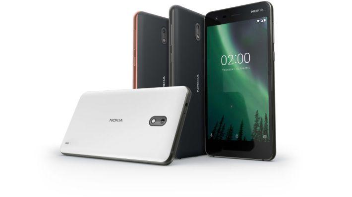 Nokia 2 variants