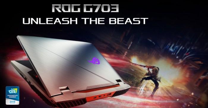 ROG G703 Chimera
