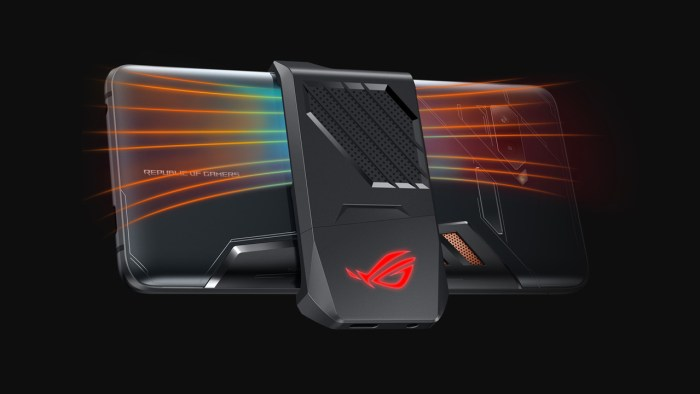 ASUS ROG Phone AeroActive Cooler