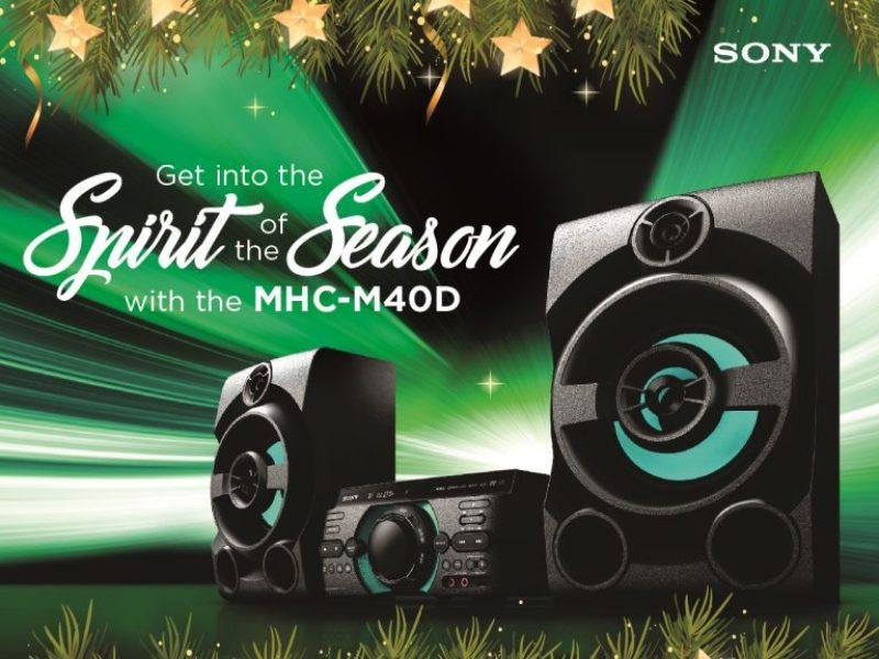 Sony M Series MHC-M40D