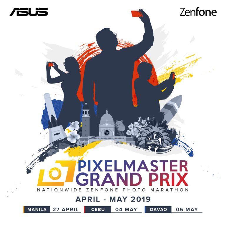 ASUS PHILIPPINES PixelMaster Grand Prix