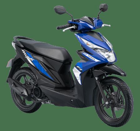 Honda New BeAT Blue