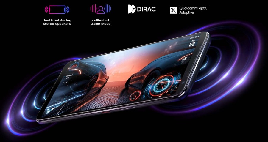 ROG Phone 3 Audio