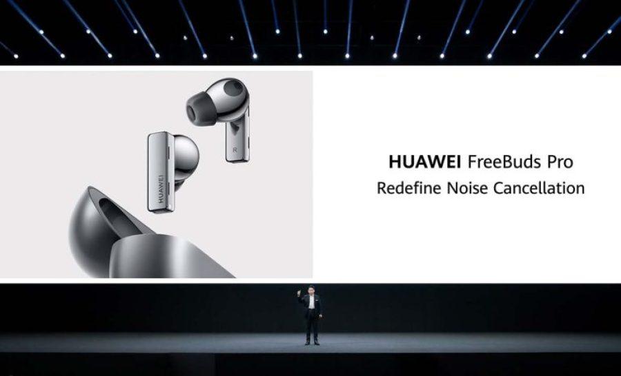 Huawei Seamless AI Life Product Launch - Huawei FreeBuds Pro