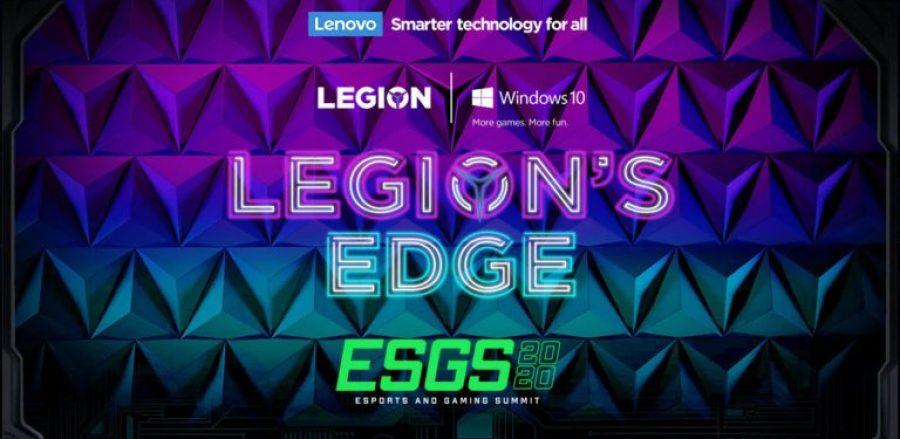 Legion launch at ESGS 2020
