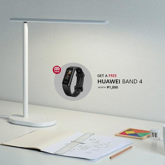Free Huawei Band 4