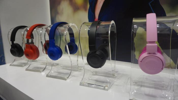 JBL Store headphones