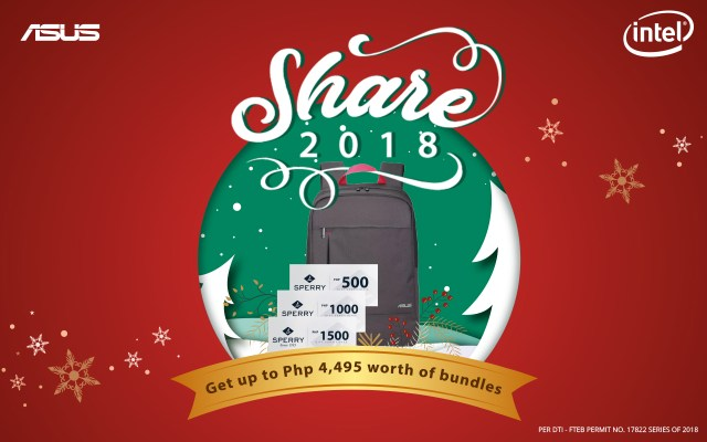 ASUS Share 2018