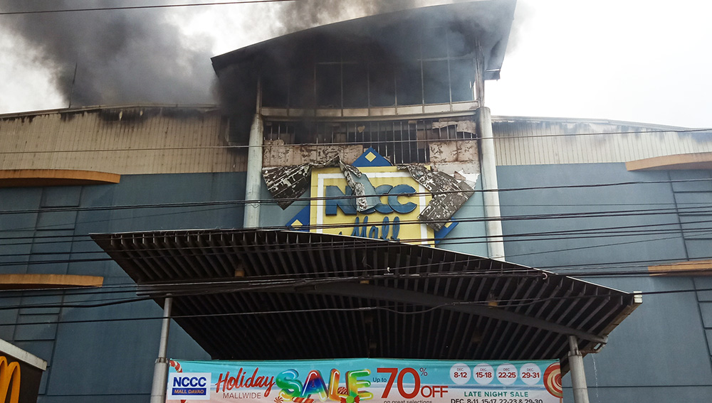 Tragic NCCC mall fire: What were the loopholes? | Davao Today