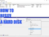 How To Resize A Partition On A Hard Disk