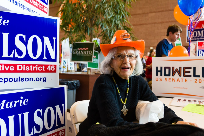 Democrat delegate