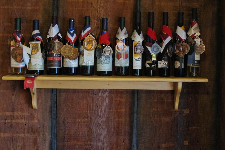 Award winning wines from Vermont