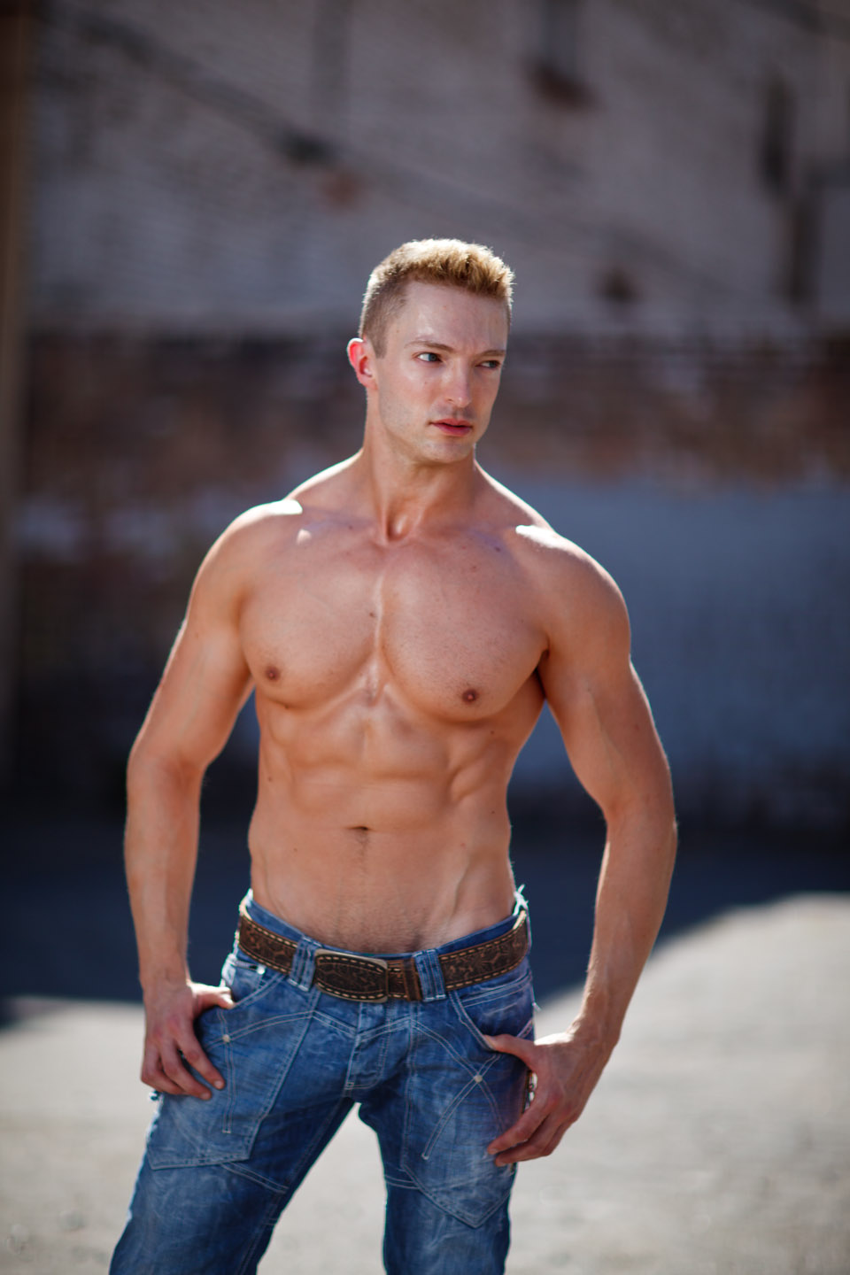 Sun and muscle